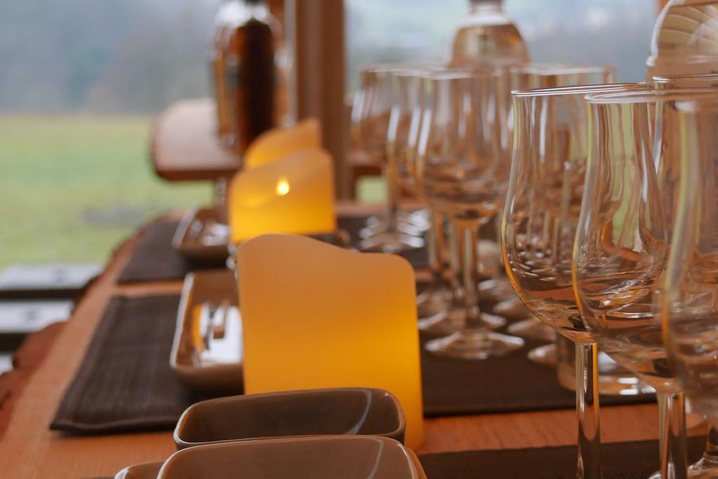 Alpaka-Wanderung mit Whisky-Tasting